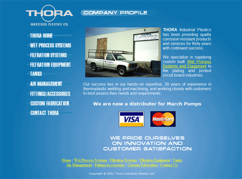 Thora Industrial Plastics