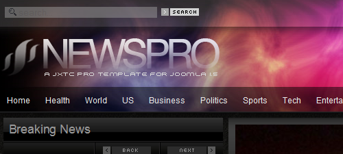 Newspro by Joomlaxtc.com
