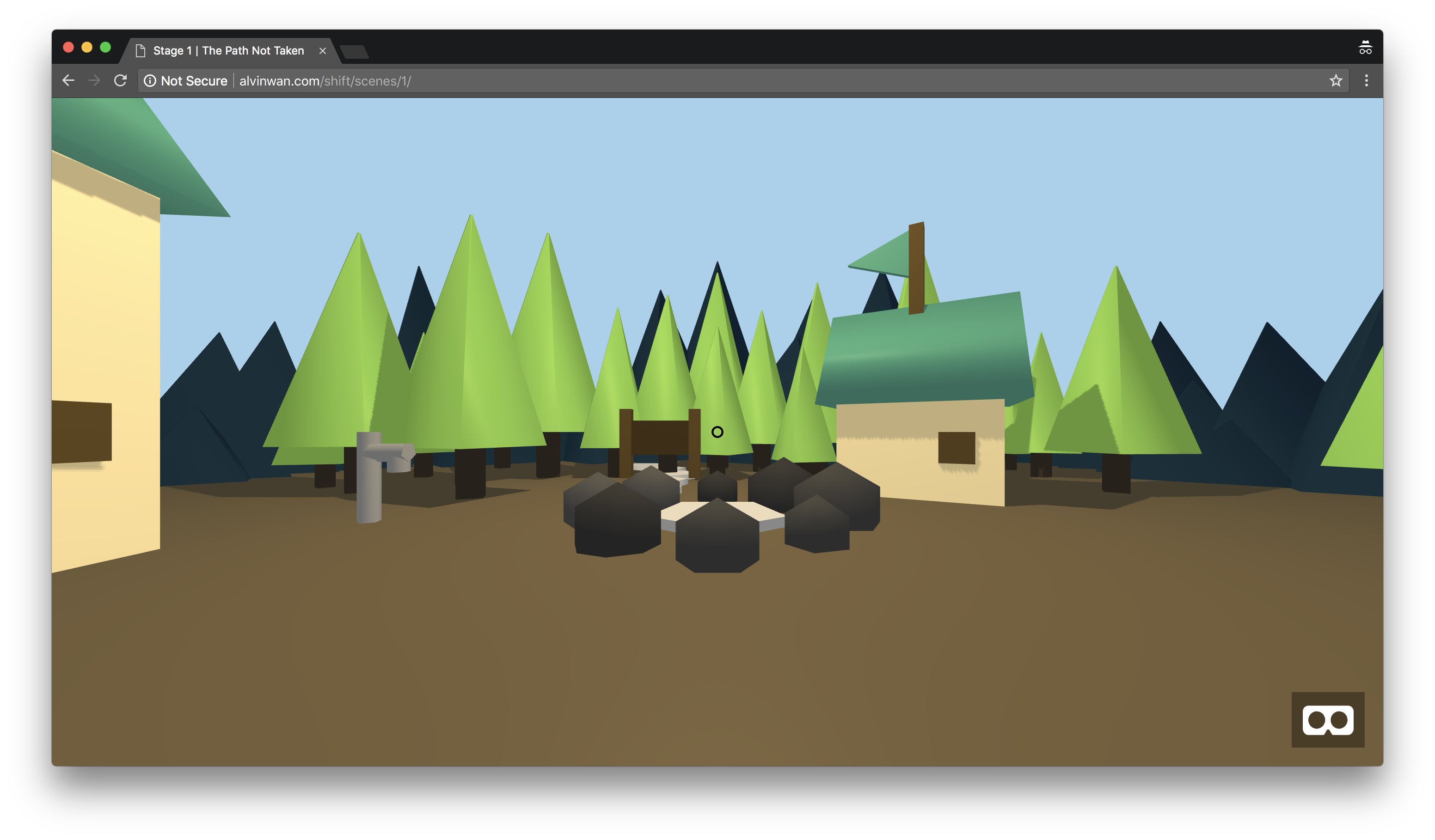How To Build A Virtual Reality Model With A Real-Time Cross-Device