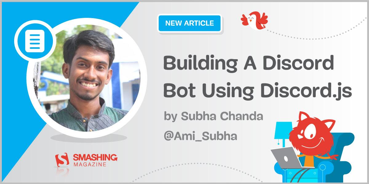 Building A Discord Bot Using Discord.js