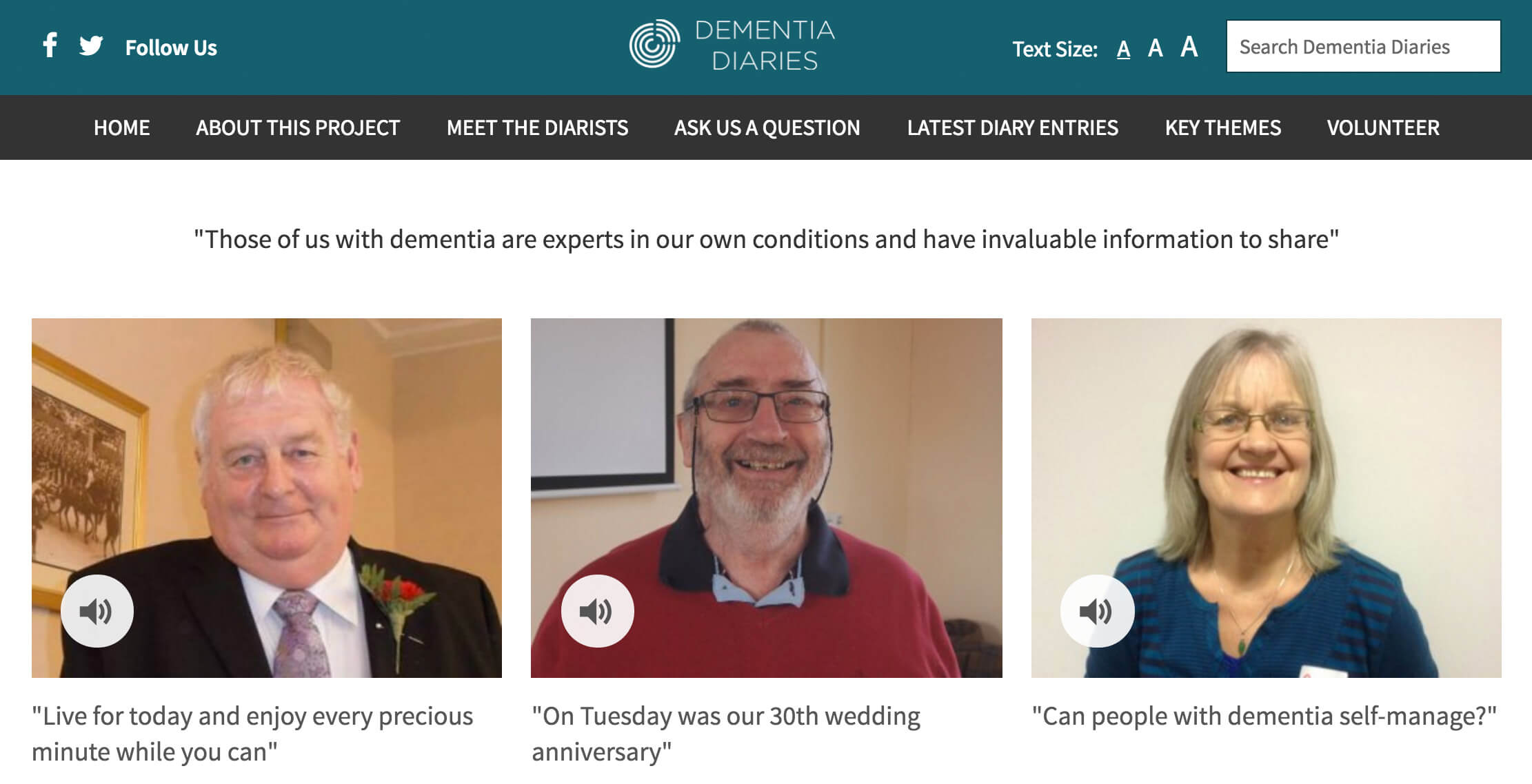 Designing A Dementia-Friendly Website — Smashing Magazine