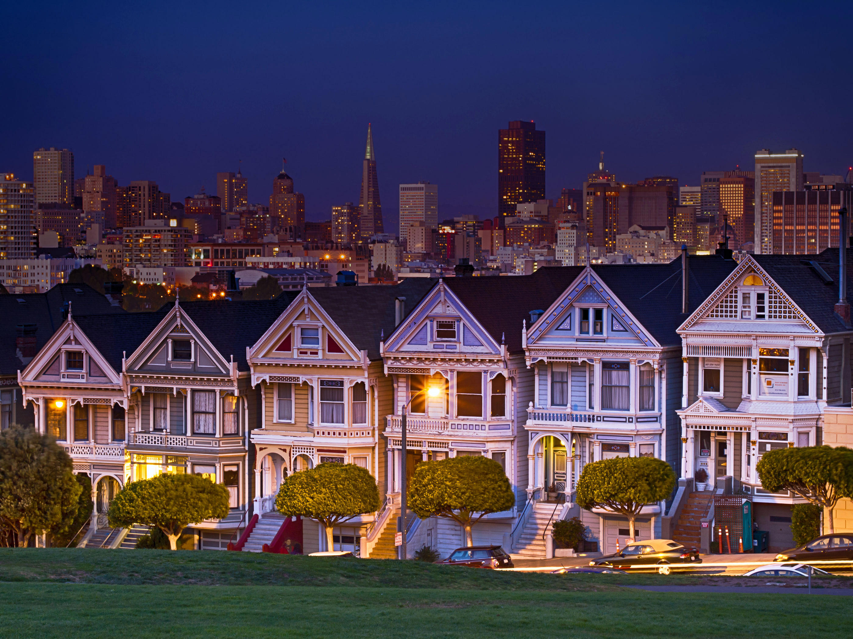 Victorian Architecture In San Francisco