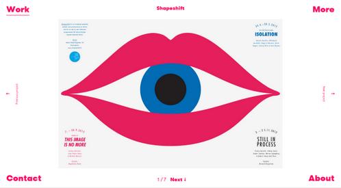 creative and innovative navigation designs � smashing magazine