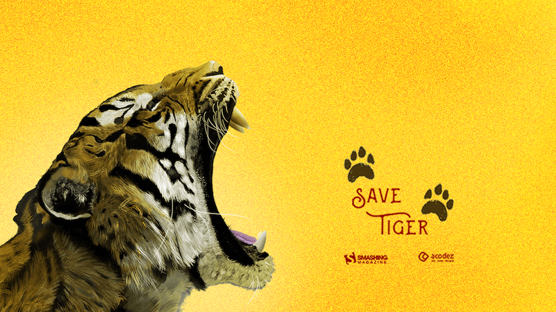 Let Us Save The Tigers