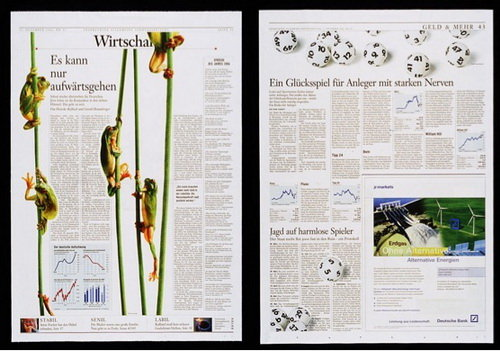 Excellent Newspaper Designs