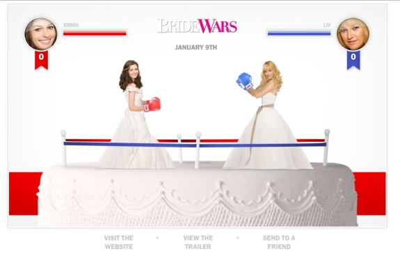 BrideWars Game
