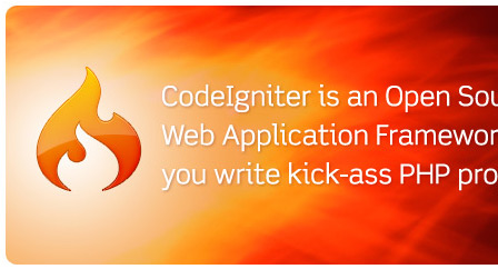 CodeIgniter - Screenshot