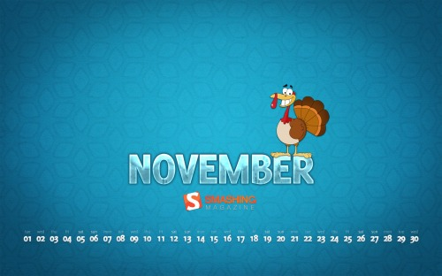 Smashing Wallpaper - november 11