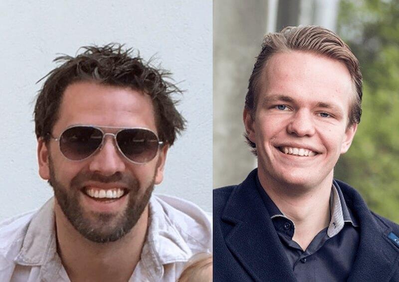 David Mosterd and Jesper van Engelen