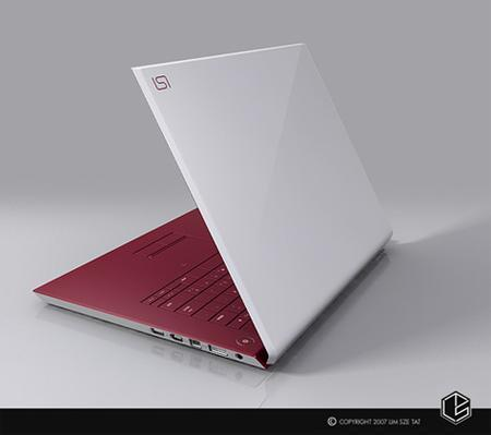 Laptop Designs - Purity Notebook But A Litte Like A Mac