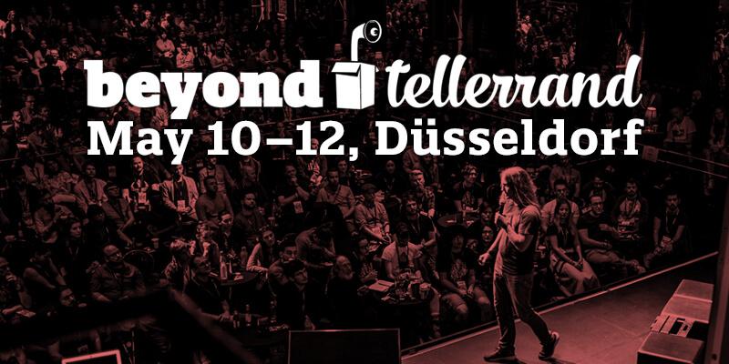beyond tellerrand // DÜSSELDORF 2021