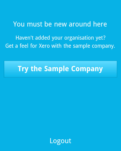 Give users sample data to manipulate and learn how your app works.