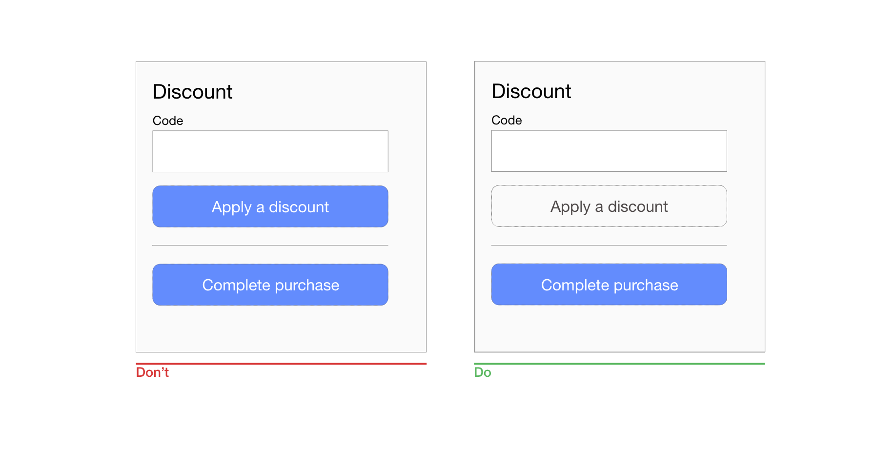 Best Practices For Mobile Form Design — Smashing Magazine