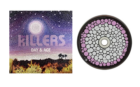 The Killers Album Art (2008)