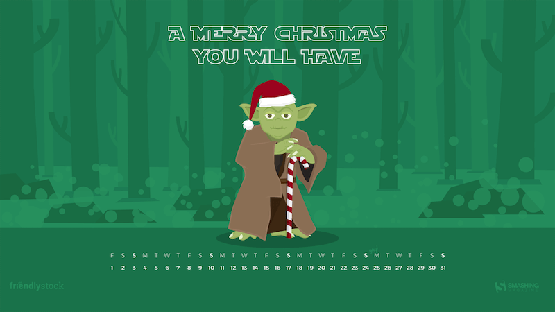 A Merry Christmas You Will Have