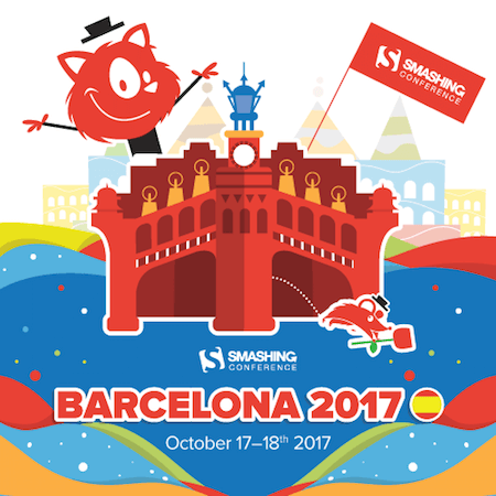 SmashingConf Barcelona