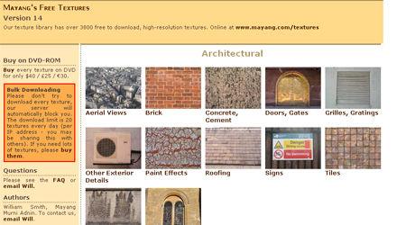 Mayang's Free Textures