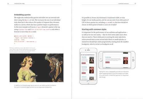 A look into the new Hardboiled Web Design