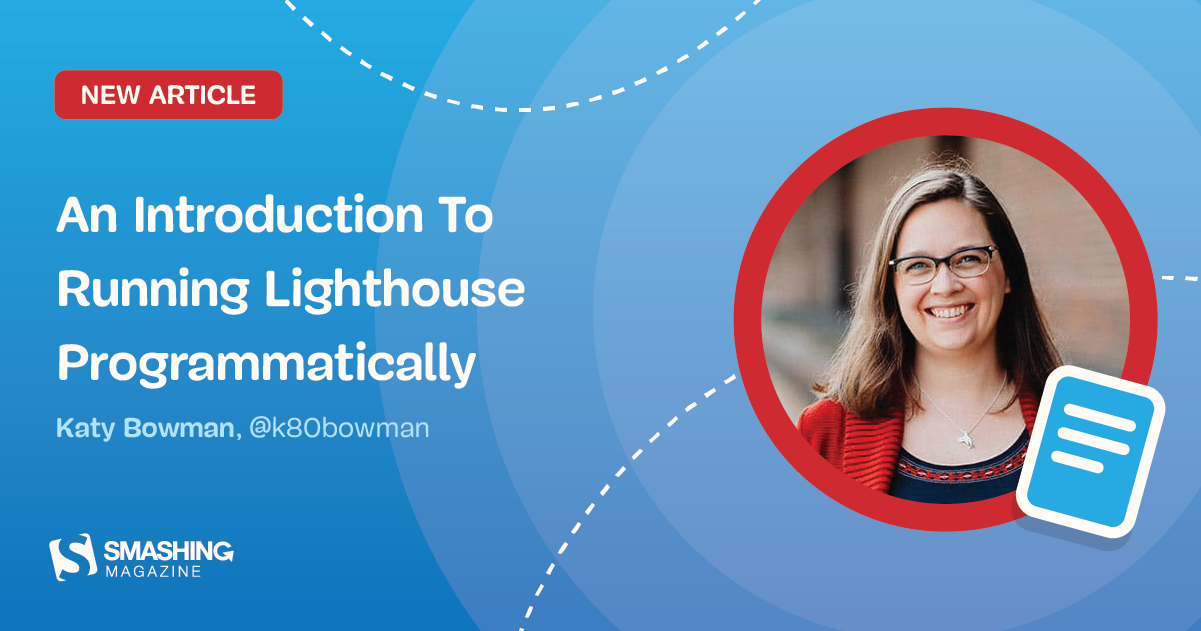 An Introduction To Running Lighthouse Programmatically