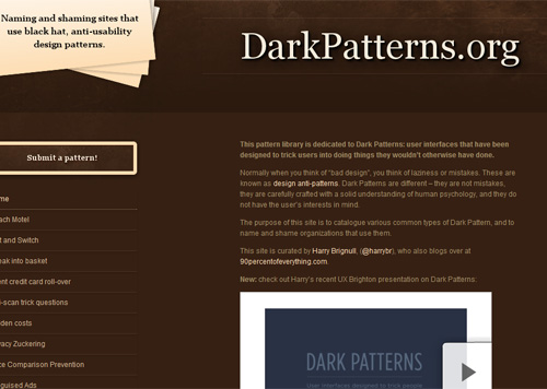 DarkPatterns.org