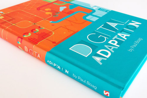 Digital Adaptation, a book written by Paul Boag and published by Smashing Magazine