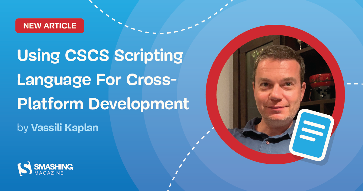 Using CSCS Scripting Language For Cross-Platform Development