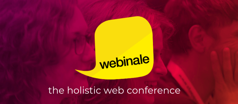 webinale the holistic web conference 2018
