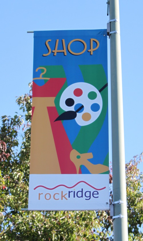 Wayfinding and Typographic Signs - rockridge-shop