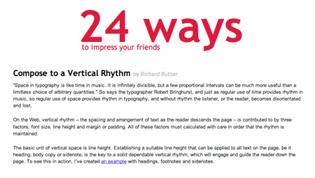 24 Ways Verticle