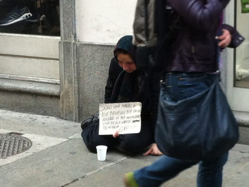 50 Problems in 50 Days: Homelessness