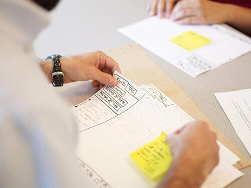 Paper Prototypes