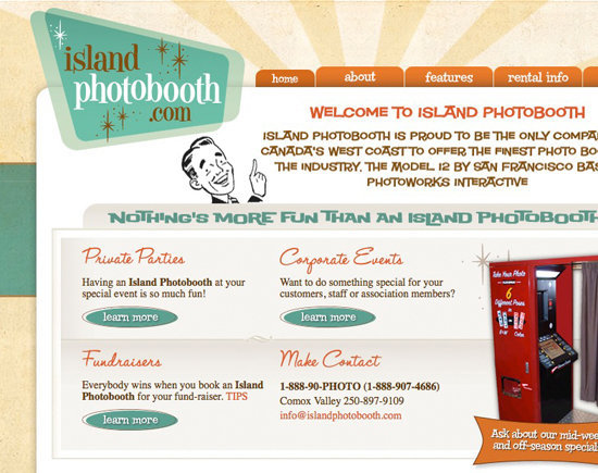 Island Photobooth