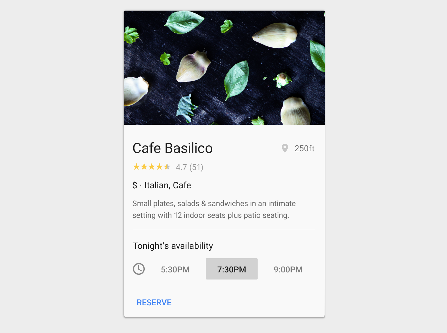 Designing Card-Based User Interfaces — Smashing Magazine