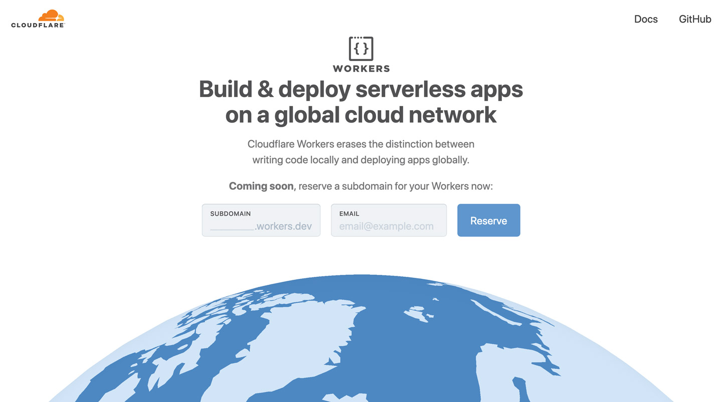 Going Serverless With Cloudflare Workers — Smashing Magazine
