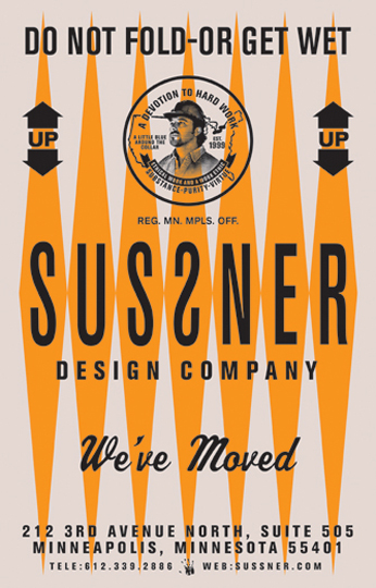 Sussner Moving Announcement