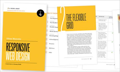 Responsive Web Design - Ethan Marcotte, A Book Apart