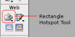 Rectangle Hotspot tool
