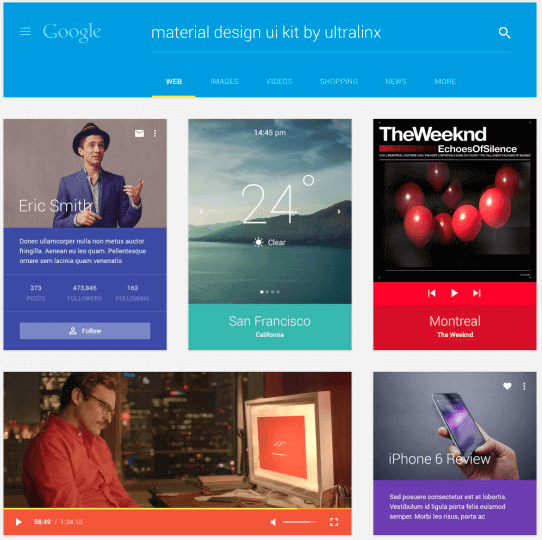 Material Design Icons Goodies And Starter Kits Smashing Magazine