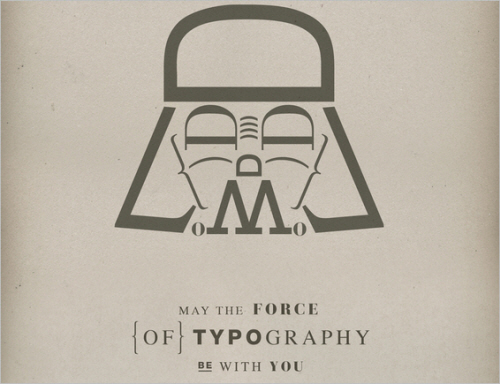 H-57 Creative Station: The Force of Typography