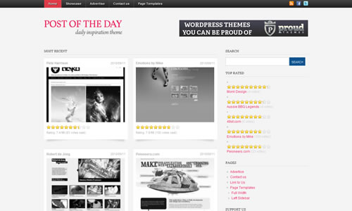 Muse Free WP Theme