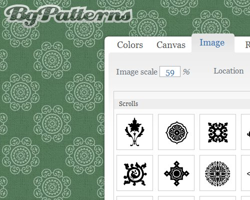 Photoshop pattern