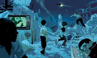 Illustration by Tomer Hanuka