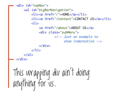 12 Principles For Clean HTML Code — Smashing Magazine
