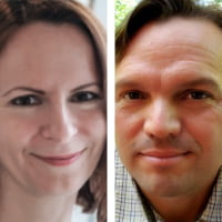 Kate Kalcevich & Mike Gifford