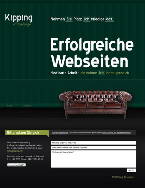 German Web Design - erfolgreiche webseiten und marketing-kampagnen aus hamburg