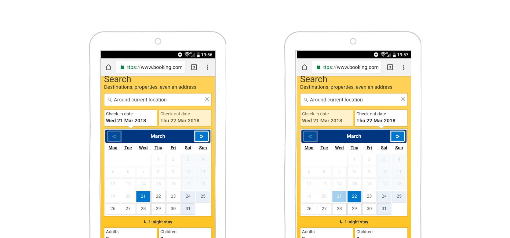 UX And HTML5: Let's Help Users Fill In Your Mobile Form (Part 1