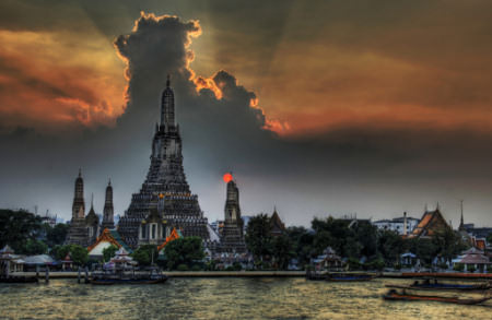 HDR Photos - One Night in Bangkok