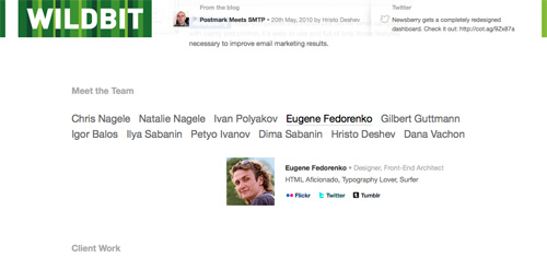 Meet the Team Pages: Examples and Trends — Smashing Magazine