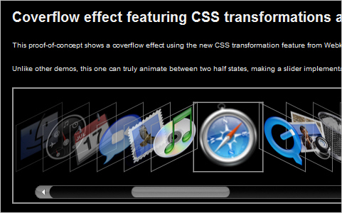 Building Coverflow With CSS Transforms