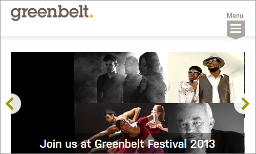 Greenbelt: Responsibly Responsive website development